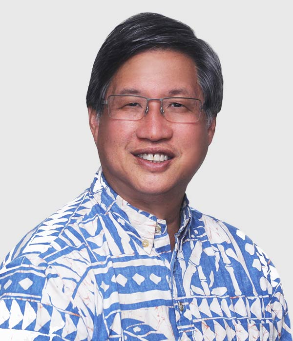 Picture of Dr Arnold Yee